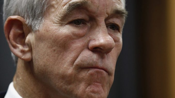 Ron Paul could become Donald Trump's secretary of state