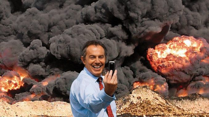 Jeremy Corbyn Prepares To Call For Tony Blair War Crimes Trial
