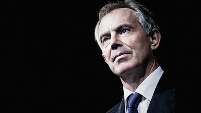Tony Blair says he will fight accusations that he committed war crimes in Iraq