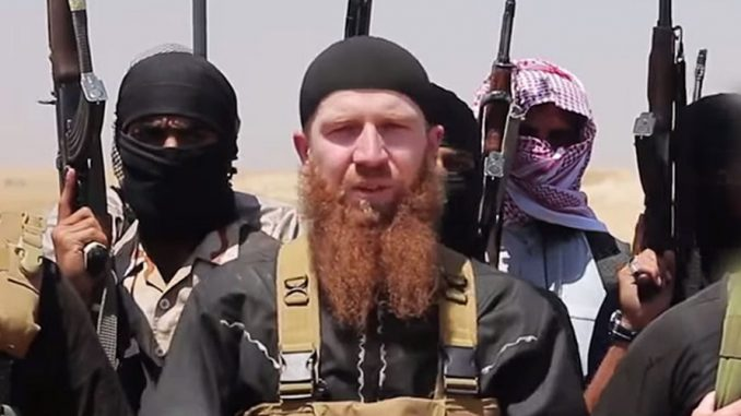 Top ISIS commander has been found alive and well in Iraq, proving the USA did not kill him as they claim