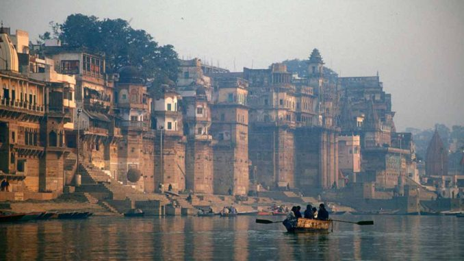 India Plans To Divert Major Rivers To Tackle Drought