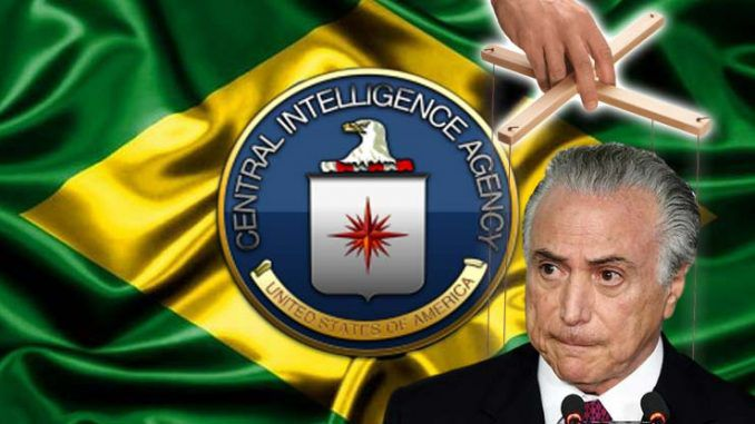 'Foreign Interference' To Blame For Coup In Brazil Says Russia