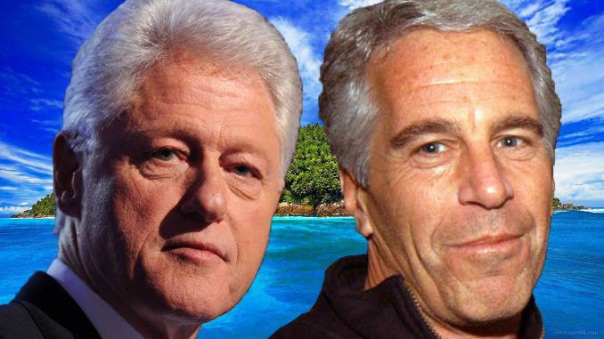 Bill Clinton Was A Frequent Flier On Paedophiles Private Jet