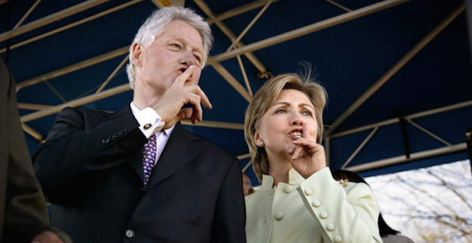 Charles Ortel accuses the Clinton's of criminal charity fraud