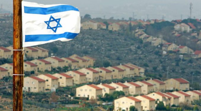 Israel seize land on the West Bank by forging documents