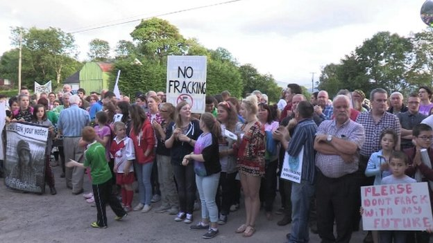 Medical Professionals Call For Ban On Fracking In Ireland