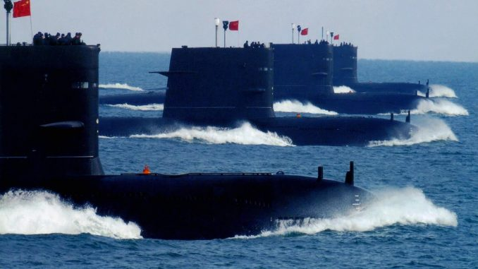 nuclear armed subs