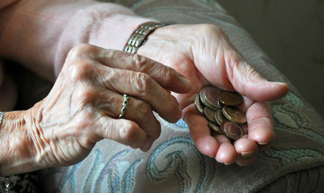 A Fifth Of British Pensioners Over 75 Are Living In Poverty