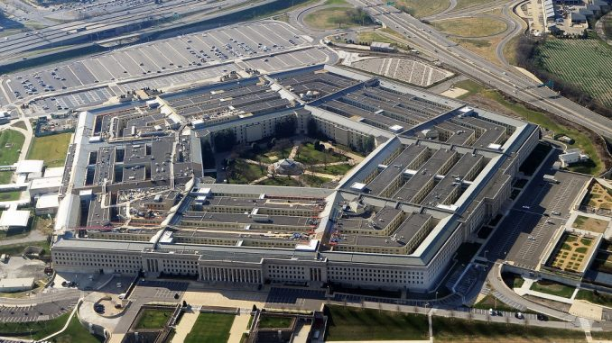 US House Approves $610 Billion Military Budget