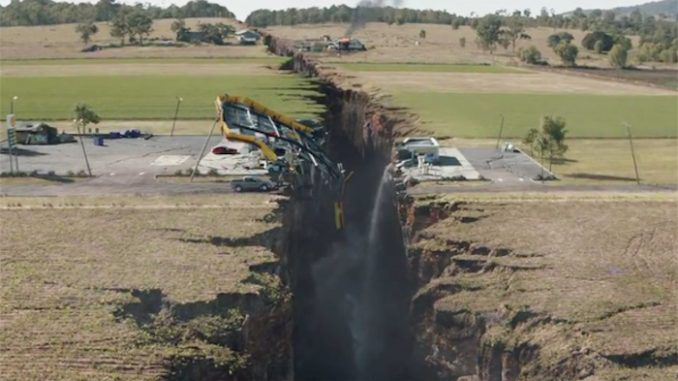 San Andreas fault is ready to blow, according to an expert