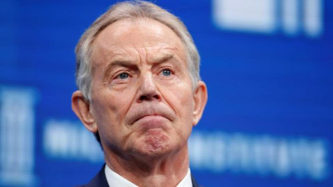 Tony Blair Calls For A 'Proper' Ground War Against ISIS
