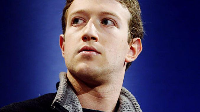 Facebook's Mark Zuckerberg builds a doomsday bunker at his home in California