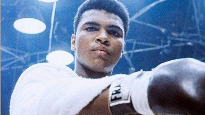 Muhammad Ali was murdered