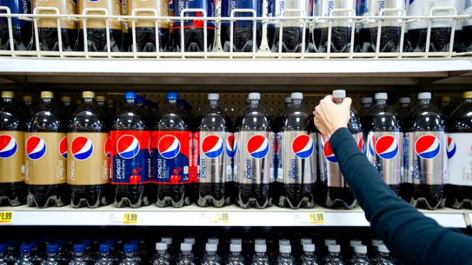 Diet pepsi announces return of Aspartame in their drinks