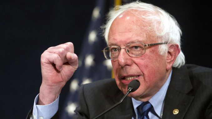 Bernie Sanders says the Democratic convention will be contested