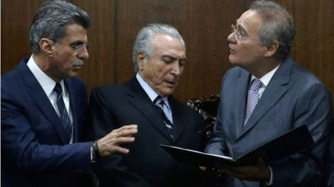 Brazil start arresting top politicians