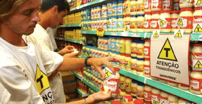 Brazil bans GMO imports from the US