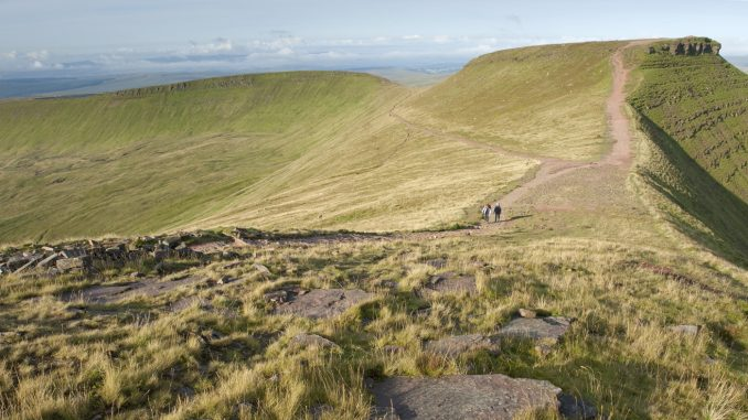 Search Party Launched After Children Go Missing In Brecon Beacons