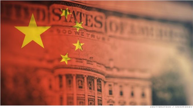 China's assets in America to be annulled
