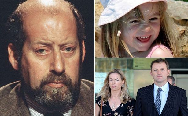 Emails Between McCanns & Paedophile MP Clement Freud To Be Probed