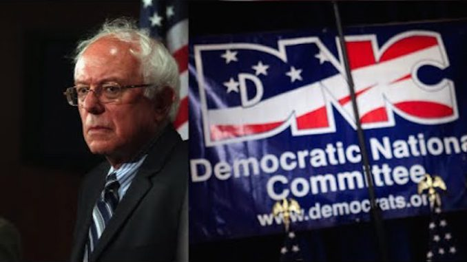 An ad has appeared calling for crisis actors in Bernie Sanders' hometown the same week as the DNC convention