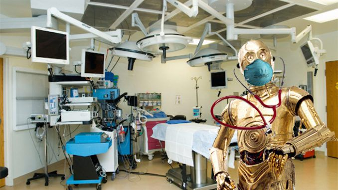UK's first robot doctor ready to see patients