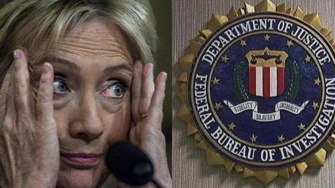 FBI announce Clinton email evidence will be used against her