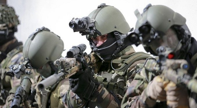 French soecial forces