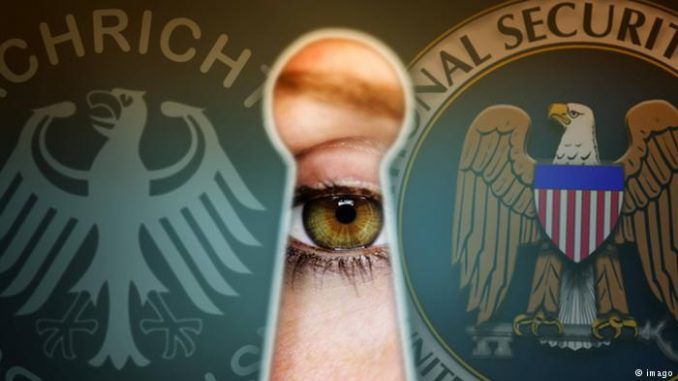 German Intelligence merges with CIA
