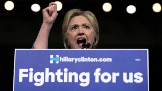 Hillary Clinton says she will outsource jobs to foreign workers when she becomes President