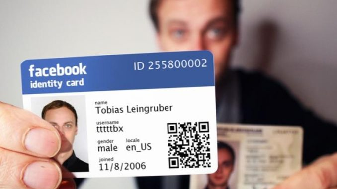 Europe forces social media giants to require users to log-in via Government issued ID cards