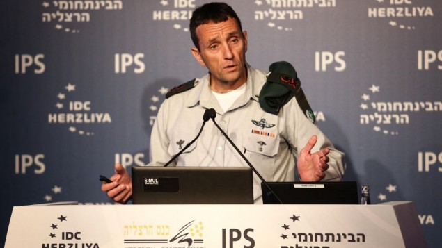 Intelligence Chief Admits Israel Prefers ISIS Over Assad In Syria