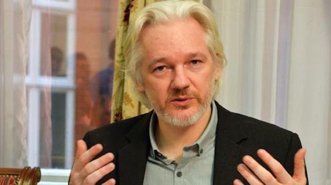 Wikileaks founder Julian Assange says Brexit result may see him set free