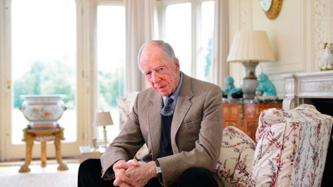 Lord Rothschild says Britain should stay in Europe