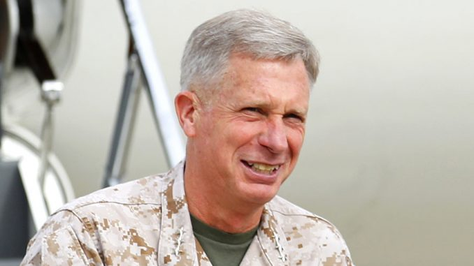 US General Urges Military Action In Libya