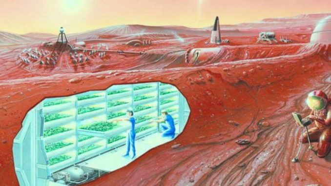 With NASA, tech billionaires, multinational corporations, and nonprofit organizations all involved in the new space race - vying to colonize the stars, with Mars lined up as humanity's next home — researchers have offered a glimpse of what government on the Red Planet could look like.