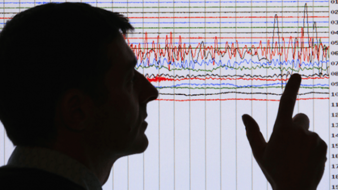 A mega-earthquake is about to occur in California, according to scientific data
