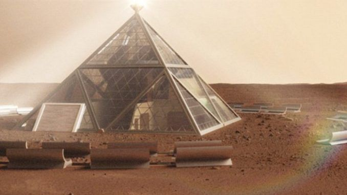 NASA to build astronaut homes on the surface of Mars after Congress approve budget