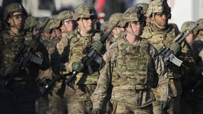 NATO ramps up its military aggression towards Russia