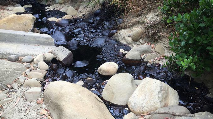 California Pipeline Spills Nearly 30,000 Gallons Of Crude Oil