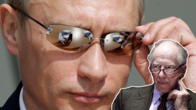 Russian President Vladimir Putin bans the Rothschilds from Russia