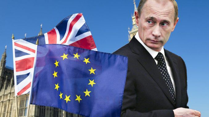 Putin has said that the Brexit vote happened due to the fact that UK politicians are becoming increasingly irrelevant