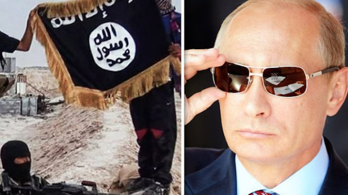 Putin prepares to completely obliterate ISIS once and for all