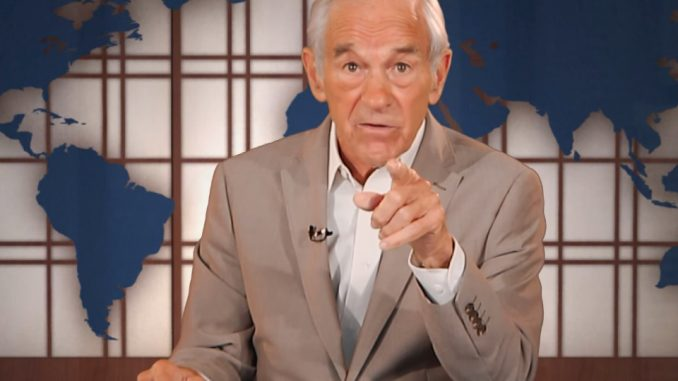 Ron Paul announces that US democracy is dead