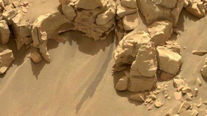 NASA have discovered running water on Mars