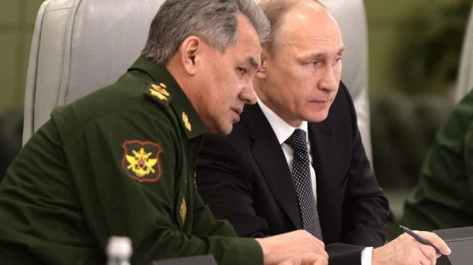 Russian MoD Inspects Russia's Airbase In Syria
