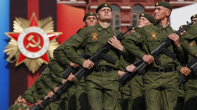 Russia prepare to fight NATO in Poland