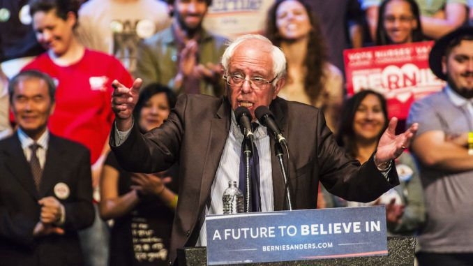 Clinton aide in California blocks Bernie Sanders rally in L.A. from going ahead