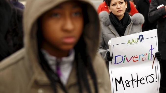 Supreme court rules that reverse racism is legal