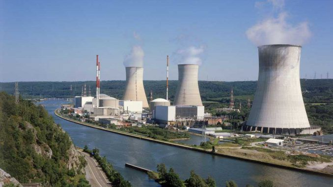 Incident Causes Reactor At Belgian Nuclear Power Plant To Shut Down
